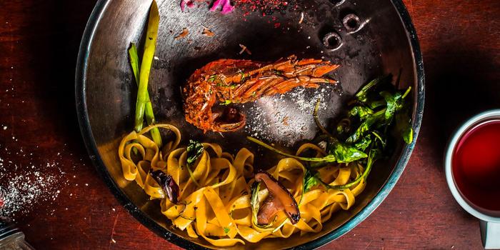 Pasta from Pietro Ristorante Italiano at Seletar Hills in Seletar, Singapore