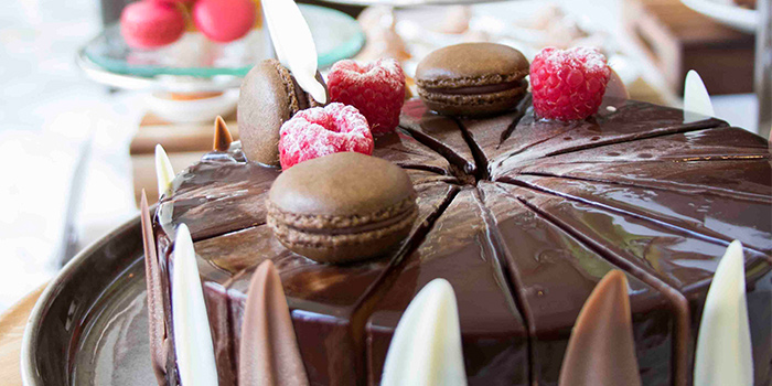 Desserts from Racines at Sofitel in Tanjong Pagar, Singapore