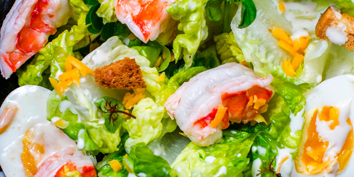 Classic Ceasar Salad from Savoury in Yio Chu Kang, Singapore