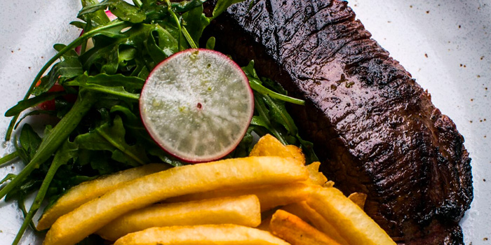 Flank Steak from Savoury in Yio Chu Kang, Singapore