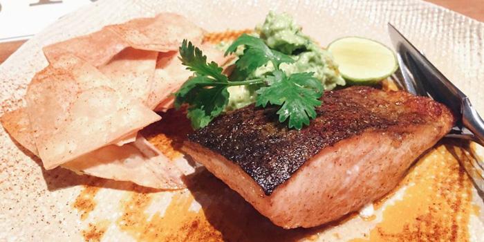 Salmon Cajun from NoWhere at Ekkamai 6, Sukumvit 63 PhraKanong Nua, Wattana Bangkok