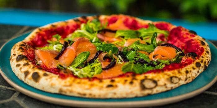 Pizza Massilia Ruamrudee