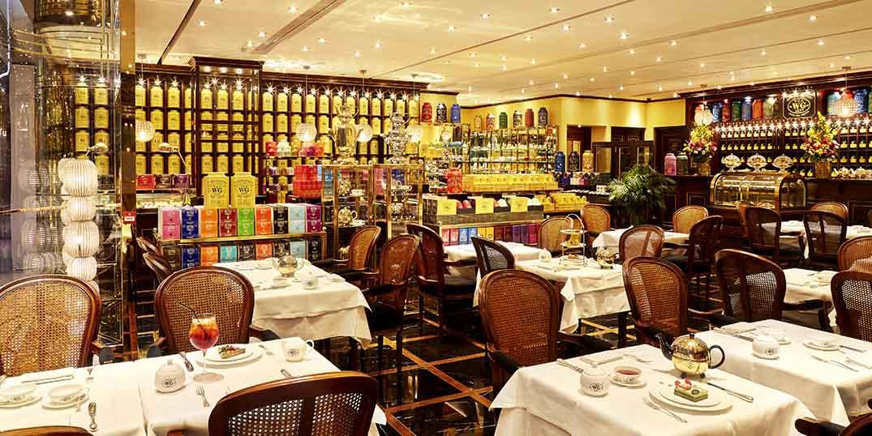 Tea WG Salon & Boutique (IFC), Central