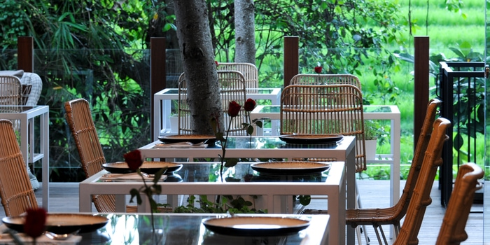 Interior 2 at Kame, Canggu