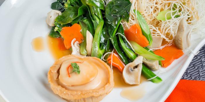 Abalone Rad Nah from Louis Leeman Seafood at Sukhumvit 39 Room No. S101-102, Klongtonnua Wattana, Bangkok