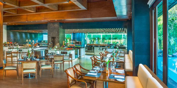 Interior 1 at Banyubiru Restaurant, Nusa Dua