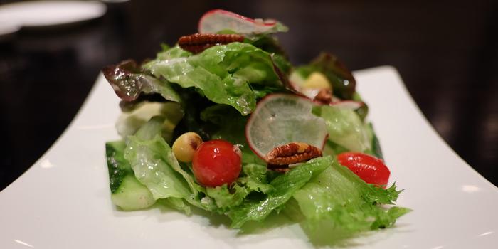 Chef Salad from Serina Japanese Teppanyaki at 9/26 Soi Jim Thompson Surawong, Bangrak Bangkok