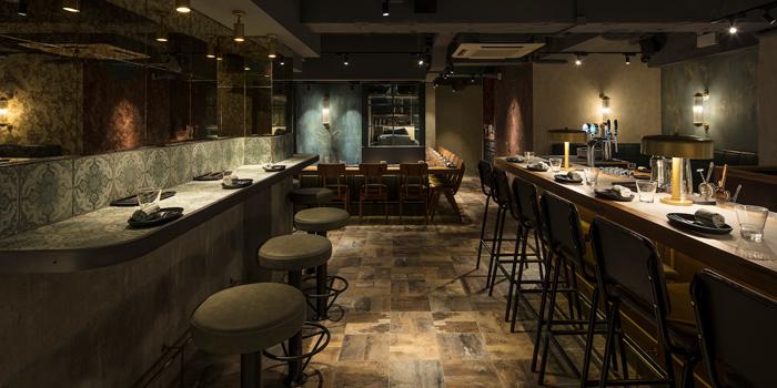 Bar Area, MEATS, Central, Hong Kong