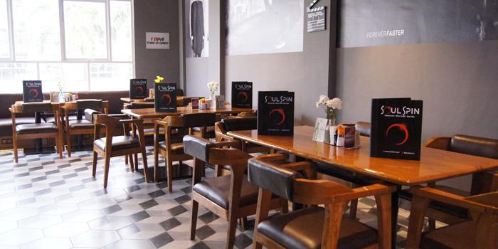 Interior 3 at SoulSpin, Jakarta