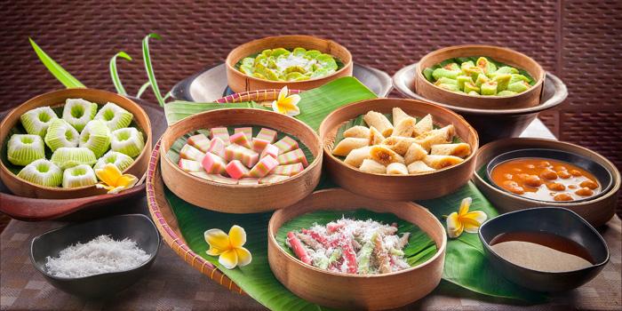 Dish 2 at Banyubiru Restaurant, Nusa Dua