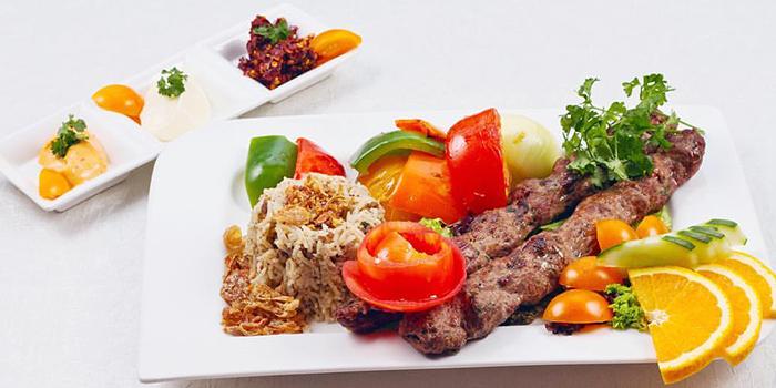 Lamb Kebab Kofta from Beirut Grill in Bugis, Singapore