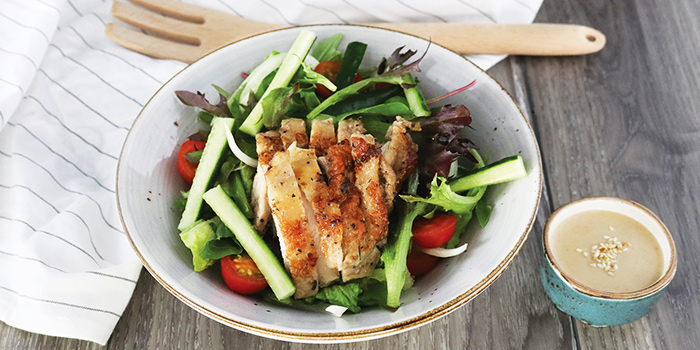 Grilled Chicken Salad from COLLIN