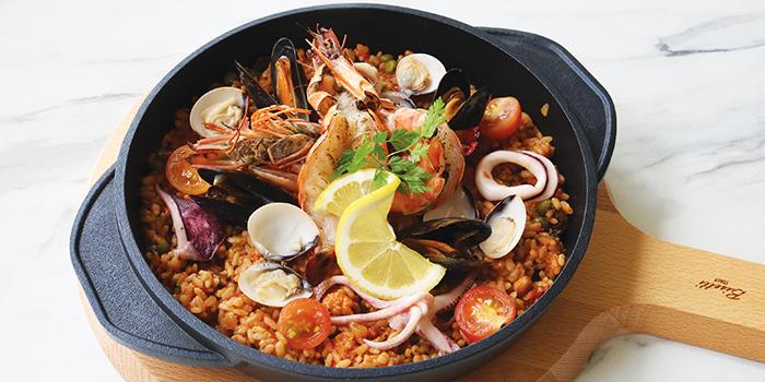 Premium Seafood Risotto Casserole from COLLIN