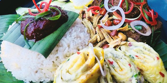 Beef Rendang from Gila Gula on Kandahar Street in Bugis, Singapore