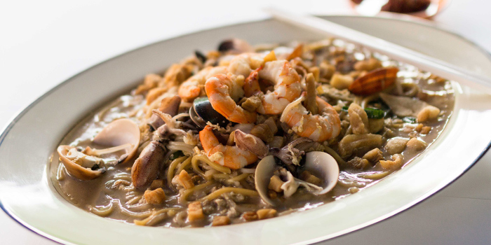 New Ubin Seafood (CHIJMES)
