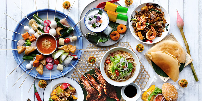 Penang Street Food Fare Spread (15 Jun to 8 Jul) from Sky22 at Courtyard by Marriott Singapore Novena in Novena, Singapore