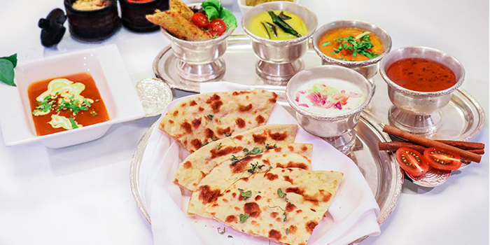 Vegetarian Set from Tandoor in Holiday Inn Singapore Orchard City Centre in Orchard, Singapore