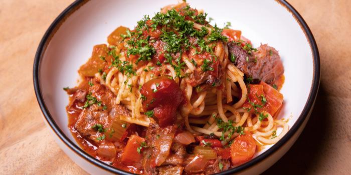 Spaghetti from Link Cuisine & Bar at Yen Akat Road, Chong Nonsi, Yan Nawa, Bangkok