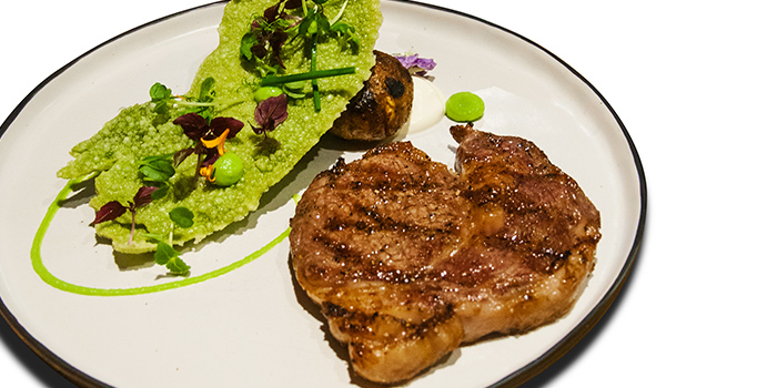 Ribeye Steak from 63Celsius (Paragon) in Orchard Road, Singapore