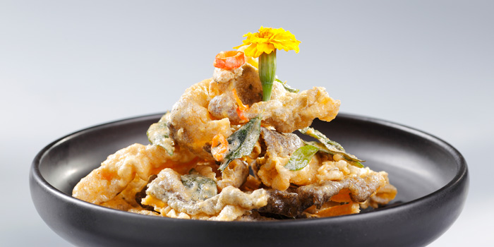 Dish 2 at Li Feng, Mandarin Oriental Jakarta