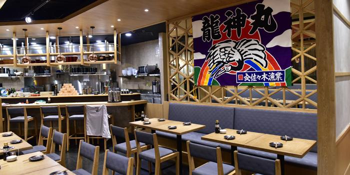 Interior 1 at Hokkaido Izakaya, Jakarta
