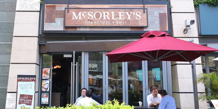 Exterior, McSorley