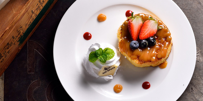 French Toast from Air Space Bangkok at Unit G208, 2nd Floor Groove Zone, CentralWorld Pathumwan Bangkok