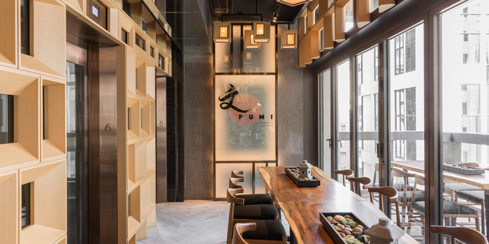 Interior, FUMI, Central, Hong Kong