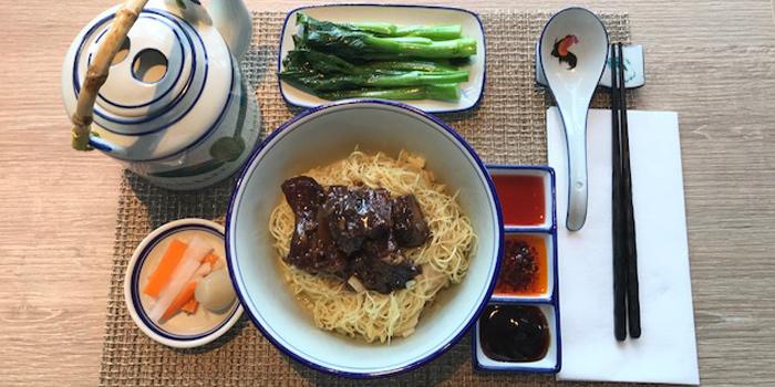 Noodles, The Farmhouse, North Point, Hong Kong