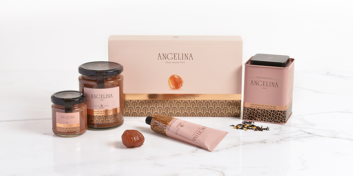 Ambiance Marron Chestnut Products  from Angelina (Marina Bay Sands) in Marina Bay, Singapore