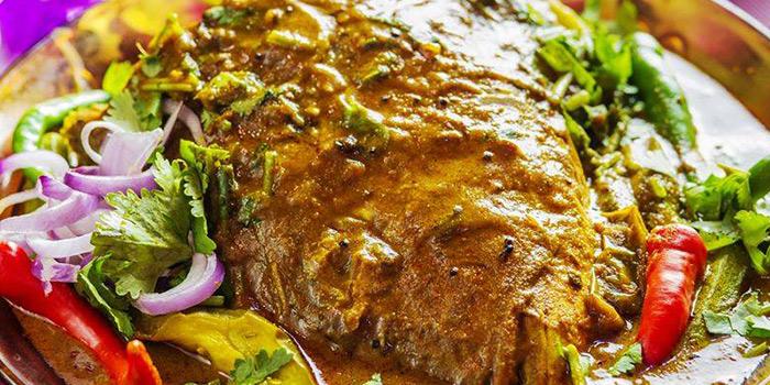 Fish Head Curry from Casuarina Curry (MacPherson) in Paya Lebar, Singapore