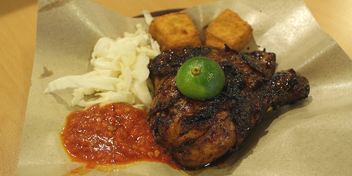 BBQ Chicken from Dapur Penyet (The Centrepoint) in Orchard, Singapore