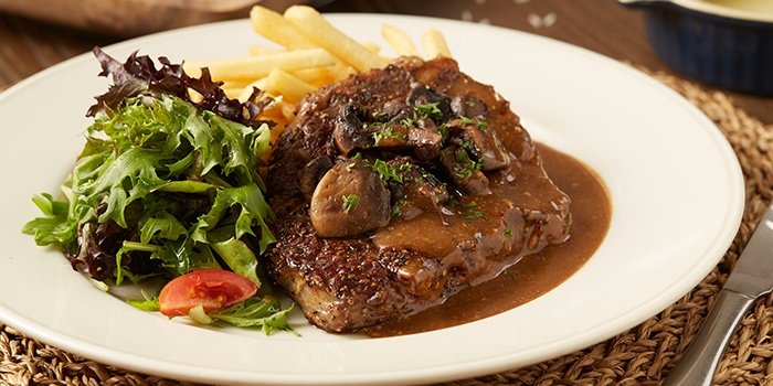 Steak & Fries from Garçons (Tanjong Katong) in Marine Parade, Singapore