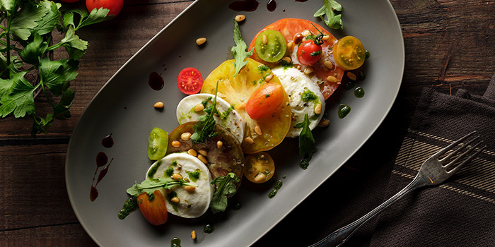 Caprese from Grissini at Grand Copthorne Waterfront Hotel in Robertson Quay, Singapore
