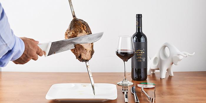 Beef Brisket from Rodizio Do Brazil Churrascaria & Bar in Clarke Quay, Singapore