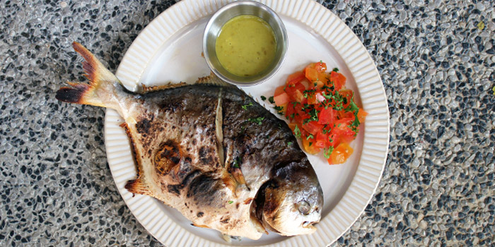 Daily Caught Fish from The Communal in Lavender, Singapore