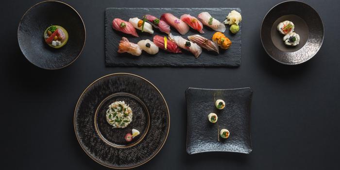 Sushi, FUMI, Central, Hong Kong