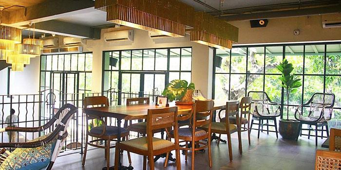 Interior 2 at TuaBaru Restaurant, Kuningan