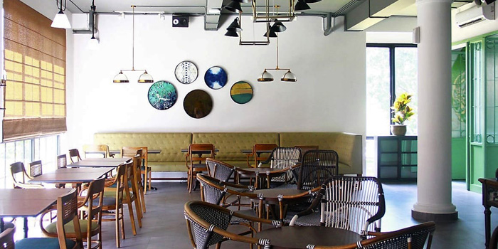 Interior 3 at TuaBaru Restaurant, Kuningan