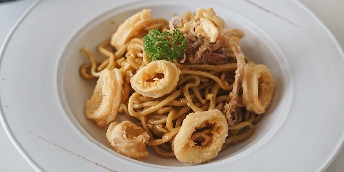 Dish 1 at Gastromaquia