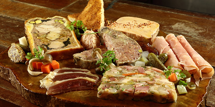 Charcuterie Board from Bar-Roque Grill in Tanjong Pagar, Singapore