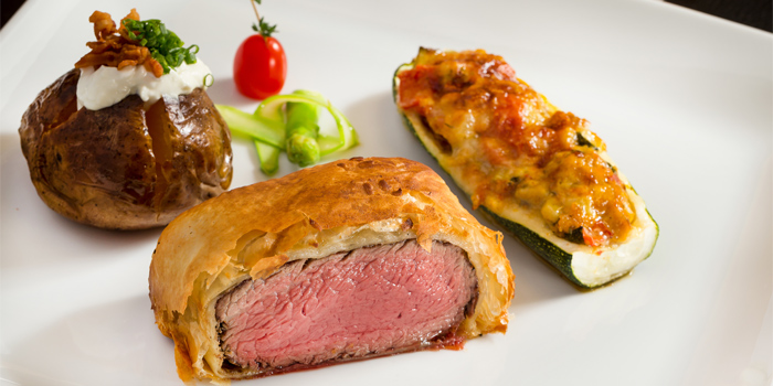 Beef Wellington from Sam
