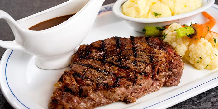 Black Pepper Fillet Steak, Jimmy