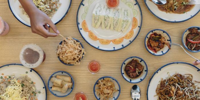 Dish 4 at FuFuFu, Serpong