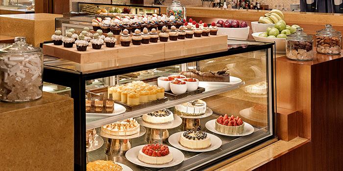 Dessert Counter, Cafe, Tsim Sha Tsui, Hong Kong