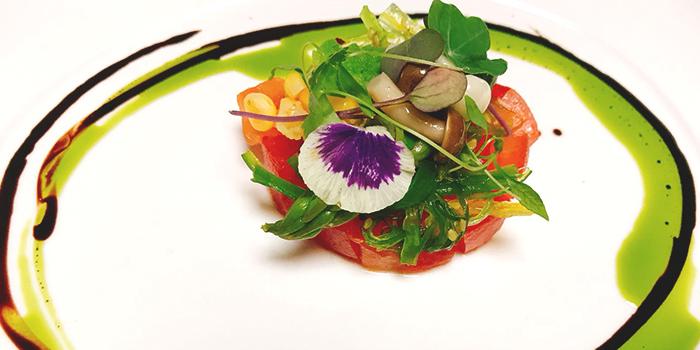 Ganglamedo Salad from Ganglamedo Vegetarian Cuisine in Tanjong Pagar, Singapore