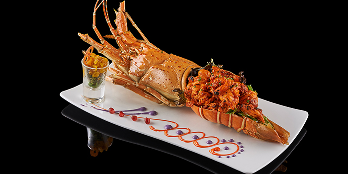 Kerala Lobster Moily from The Song of India in Newton, Singapore