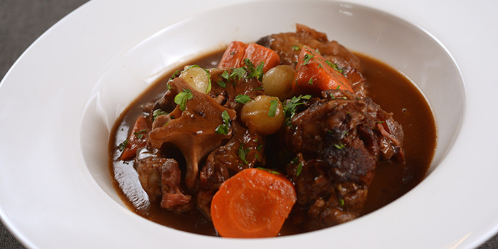 Oxtail Stew, Jimmy