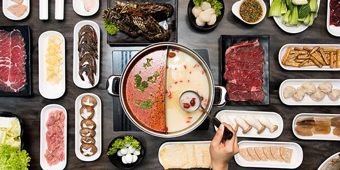 Premium Buffet Spread from COCA at Takashimaya in Orchard, Singapore