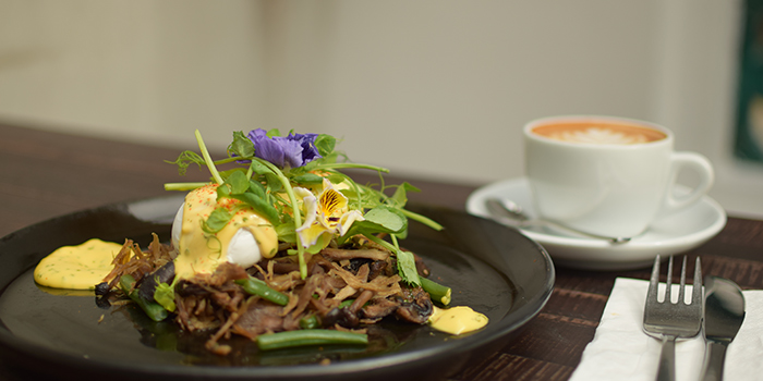 Duck Hash from Botanist in Tanjong Pagar, Singapore